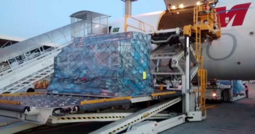 LATAM Cargo Brasil transporta mais de 50 toneladas de itens essenciais para combate à Covid19 no Norte do país