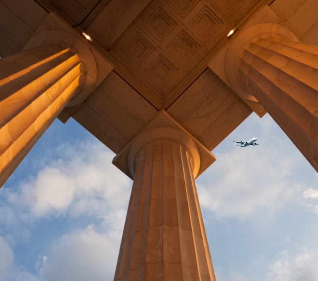pilares aeronaves aviação
