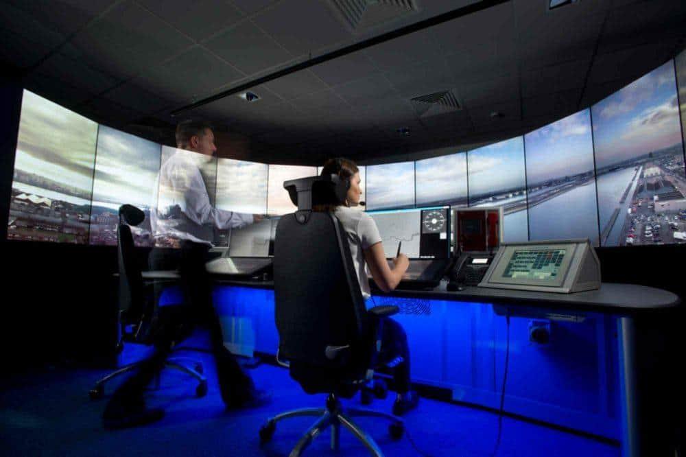 tecnologia aviação