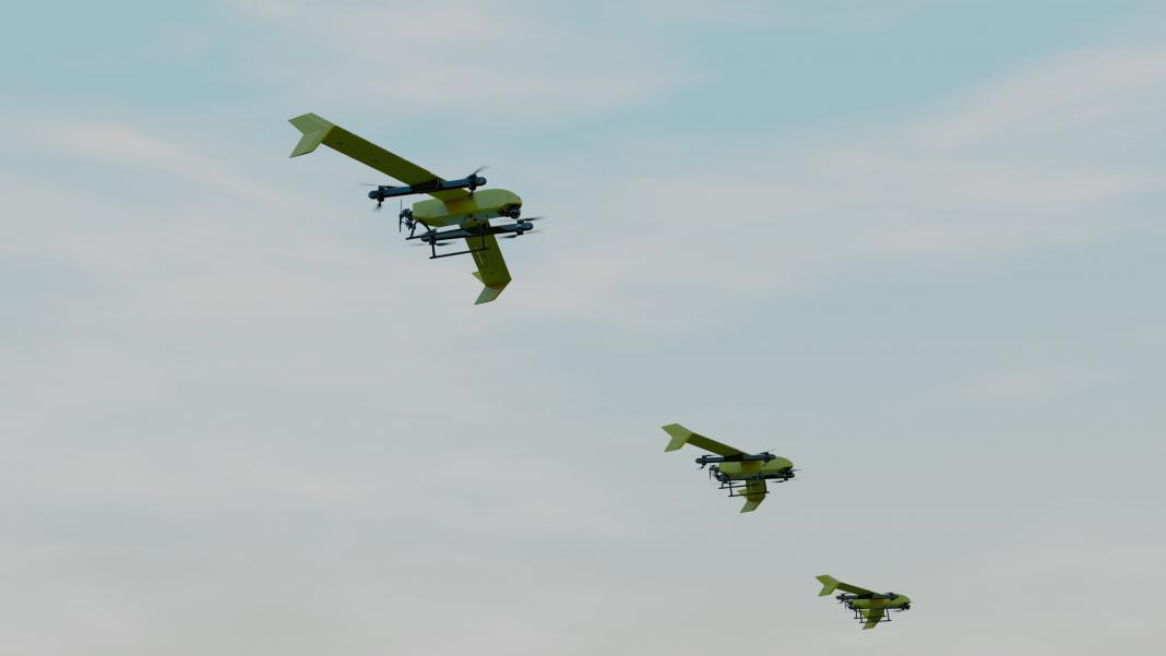 drones xutm