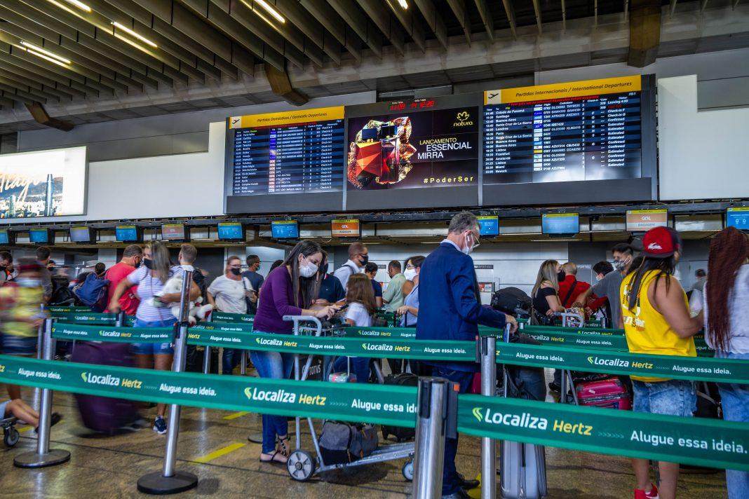 JCDecaux setor aeroportuário