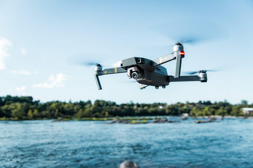 regulação drone aviação